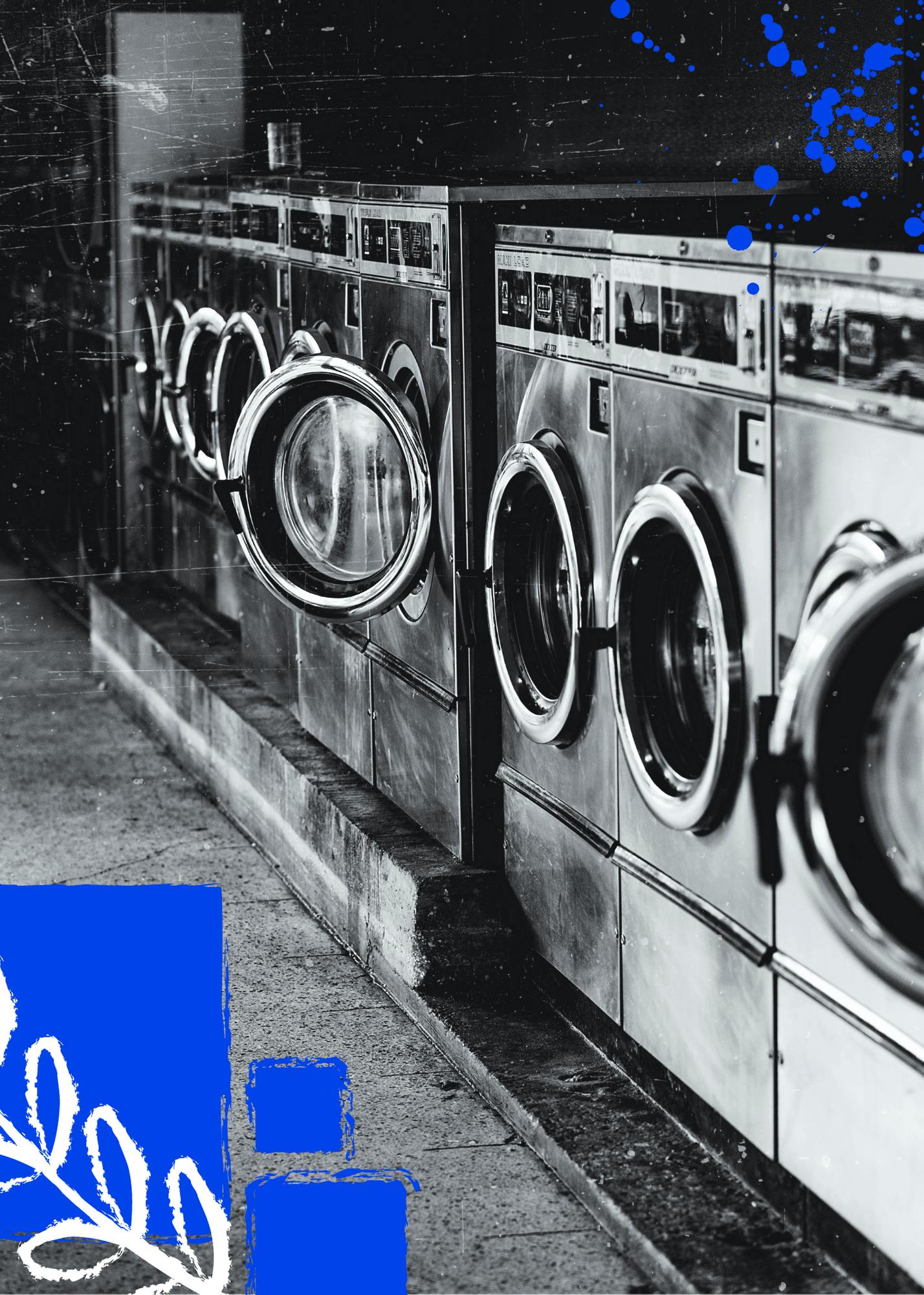 Veļas mazgājamās mašīnas