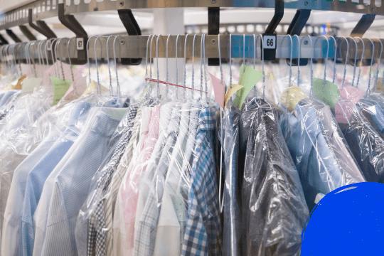 Apģērbu ķīmiskā tīrītava